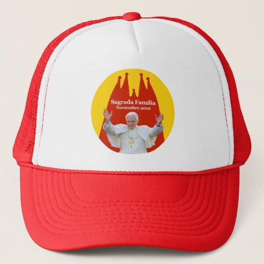Gorra De Camionero El Papa en Sagrada Família