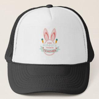 Gorra De Camionero El profesor preferido Pascua de cada conejito