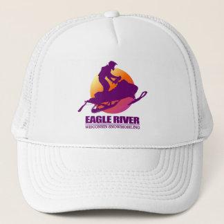 Gorra De Camionero El río Eagle (SM) 2