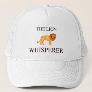 Gorra De Camionero El Whisperer del león