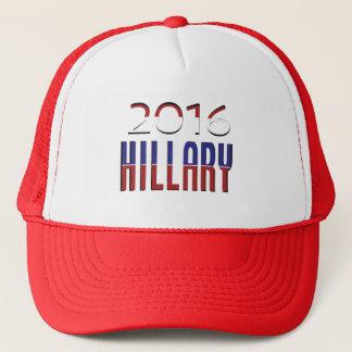 Gorra De Camionero Elección Hillary Clinton 2016 de la tipografía