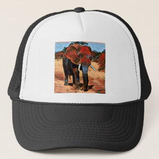 Gorra De Camionero Elefante