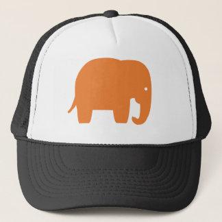 Gorra De Camionero elefante anaranjado