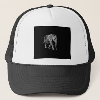Gorra De Camionero Elefante de neón del bebé