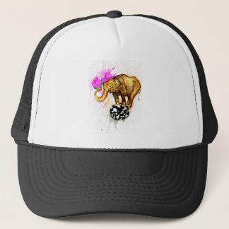 Gorra De Camionero Elefante del dibujo animado