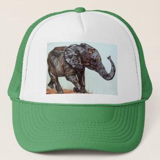 Gorra De Camionero Elefante que camina