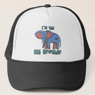 Gorra De Camionero Elefante soy el hermano mayor