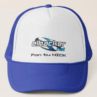 Gorra De Camionero elhacker.net NICK
