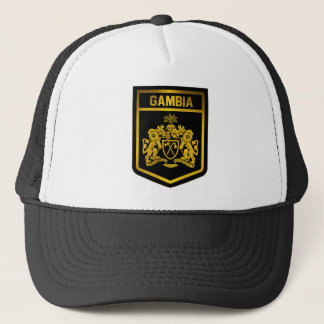Gorra De Camionero Emblema de Gambia
