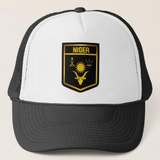 Gorra De Camionero Emblema de Niger