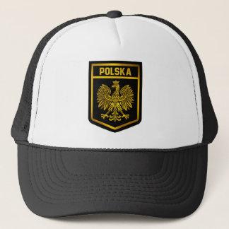 Gorra De Camionero Emblema de Polska