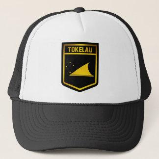 Gorra De Camionero Emblema de Tokelau