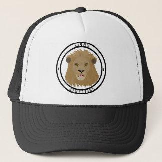 Gorra De Camionero Emblema del atletismo de los leones