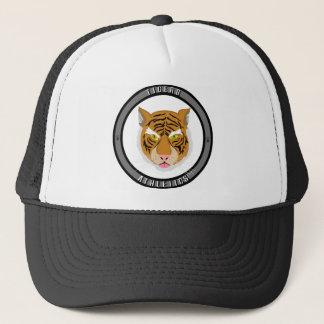 Gorra De Camionero Emblema del atletismo de los tigres
