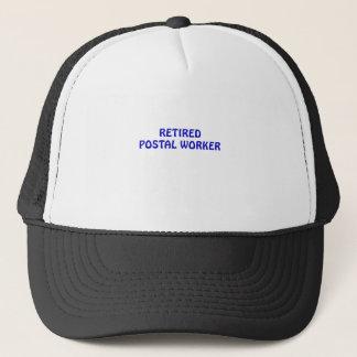Gorra De Camionero Empleado de correos jubilado