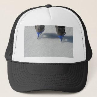 Gorra De Camionero en el hielo