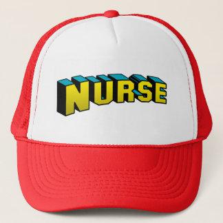 Gorra De Camionero Enfermera estupenda