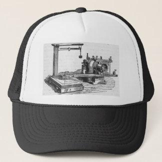 Gorra De Camionero Ephemeras antiguas del vintage de la herramienta