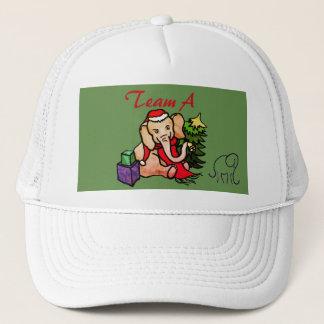 Gorra De Camionero Equipo corporativo del elefante de la fiesta de