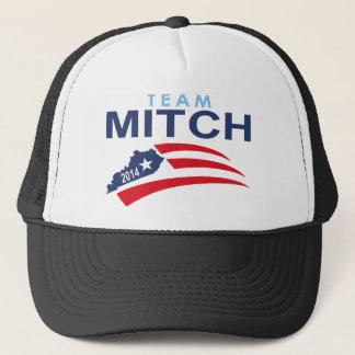 Gorra De Camionero Equipo Mitch