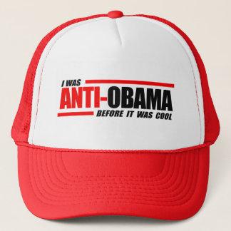 Gorra De Camionero Era Anti-Obama antes de que fuera fresco