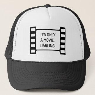 Gorra De Camionero Es solamente una película, querido. Película