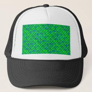 Gorra De Camionero Escalas azulverdes de Falln