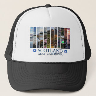 Gorra De Camionero Escocia - Alba - Caledonia