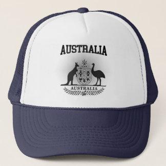 Gorra De Camionero Escudo de armas de Australia