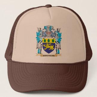 Gorra De Camionero Escudo de armas de Costigan - escudo de la familia