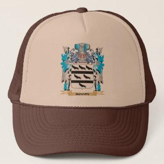 Gorra De Camionero Escudo de armas de Mccoy - escudo de la familia