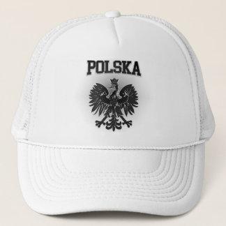 Gorra De Camionero Escudo de armas de Polska