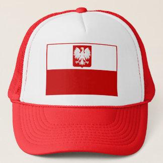 Gorra De Camionero Escudo de armas polaco