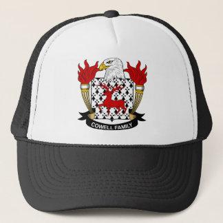 Gorra De Camionero Escudo de la familia de Cowell