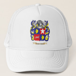 Gorra De Camionero Escudo de la familia de Theveny (escudo de armas)