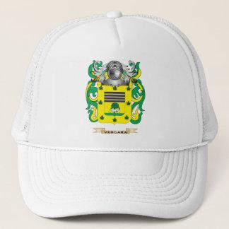 Gorra De Camionero Escudo de la familia de Vergara (escudo de armas)