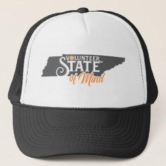Gorra De Camionero Estado de ánimo de Tennessee