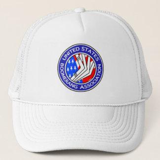 Gorra De Camionero Estados Unidos Boomerang el casquillo de la