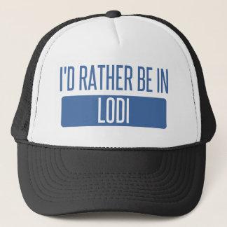 Gorra De Camionero Estaría bastante en Lodi