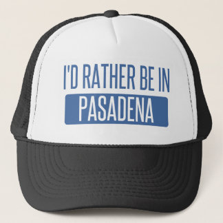 Gorra De Camionero Estaría bastante en Pasadena TX
