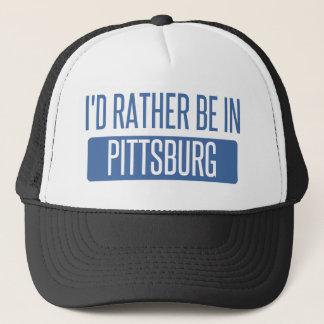 Gorra De Camionero Estaría bastante en Pittsburg
