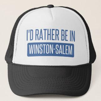 Gorra De Camionero Estaría bastante en Winston-Salem