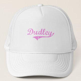 Gorra De Camionero Estilo de la obra clásica del apellido de Dudley