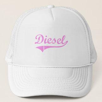 Gorra De Camionero Estilo diesel de la obra clásica del apellido