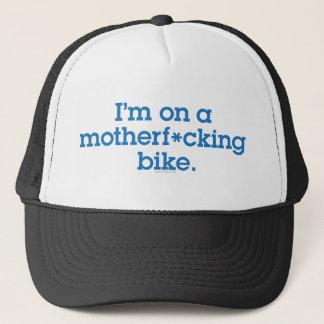 Gorra De Camionero Estoy en una bici de la frecuencia intermedia -