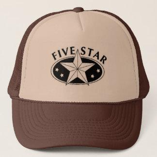 Gorra De Camionero Estrella cinco