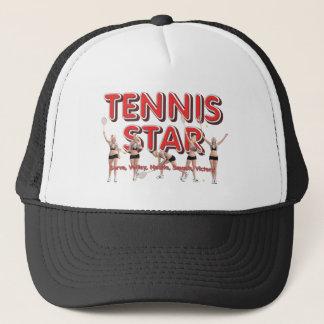 Gorra De Camionero Estrella de tenis SUPERIOR