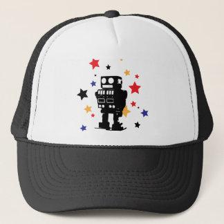 Gorra De Camionero Estrella del robot