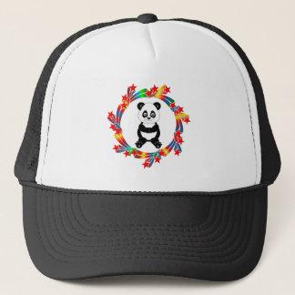 Gorra De Camionero Estrellas de la panda