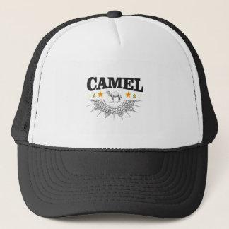 Gorra De Camionero estrellas del camello